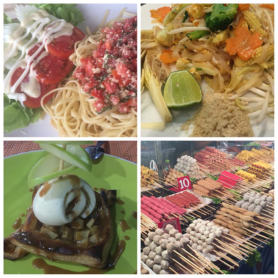 אוכל בתאילנד